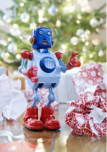 Robot Toy Ideas for Christmas
