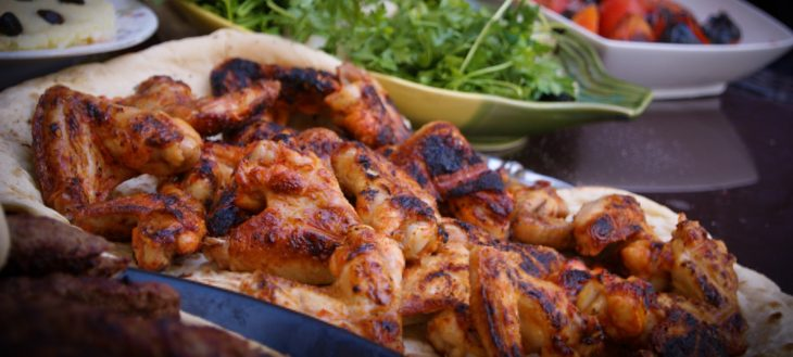 chicken meat is the main part in metabolic cooking