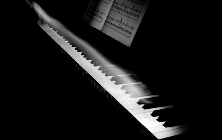 piano lessons for adults - try to combine everything you learn at once.